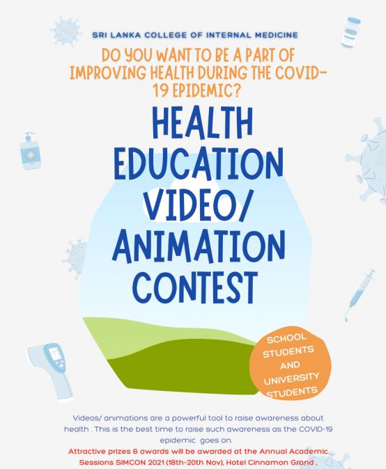 Covid 19 : Health Education Video / Animation Contest