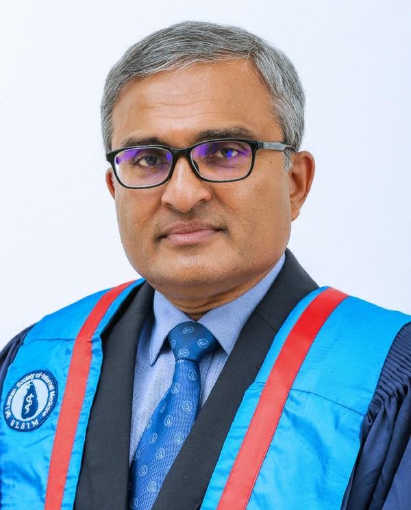 Professor Thilak Jayalath