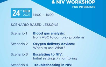 Resporatory Suppot & NIV Workshop