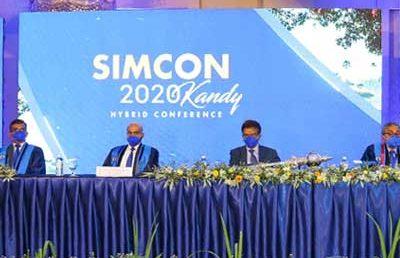 SIMCON2020 inauguration