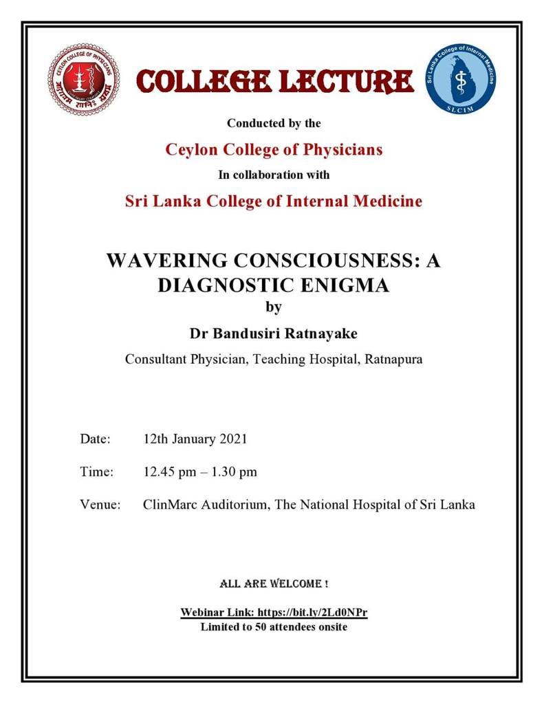 Wavering Consciousness: A Diagnostic Enigma